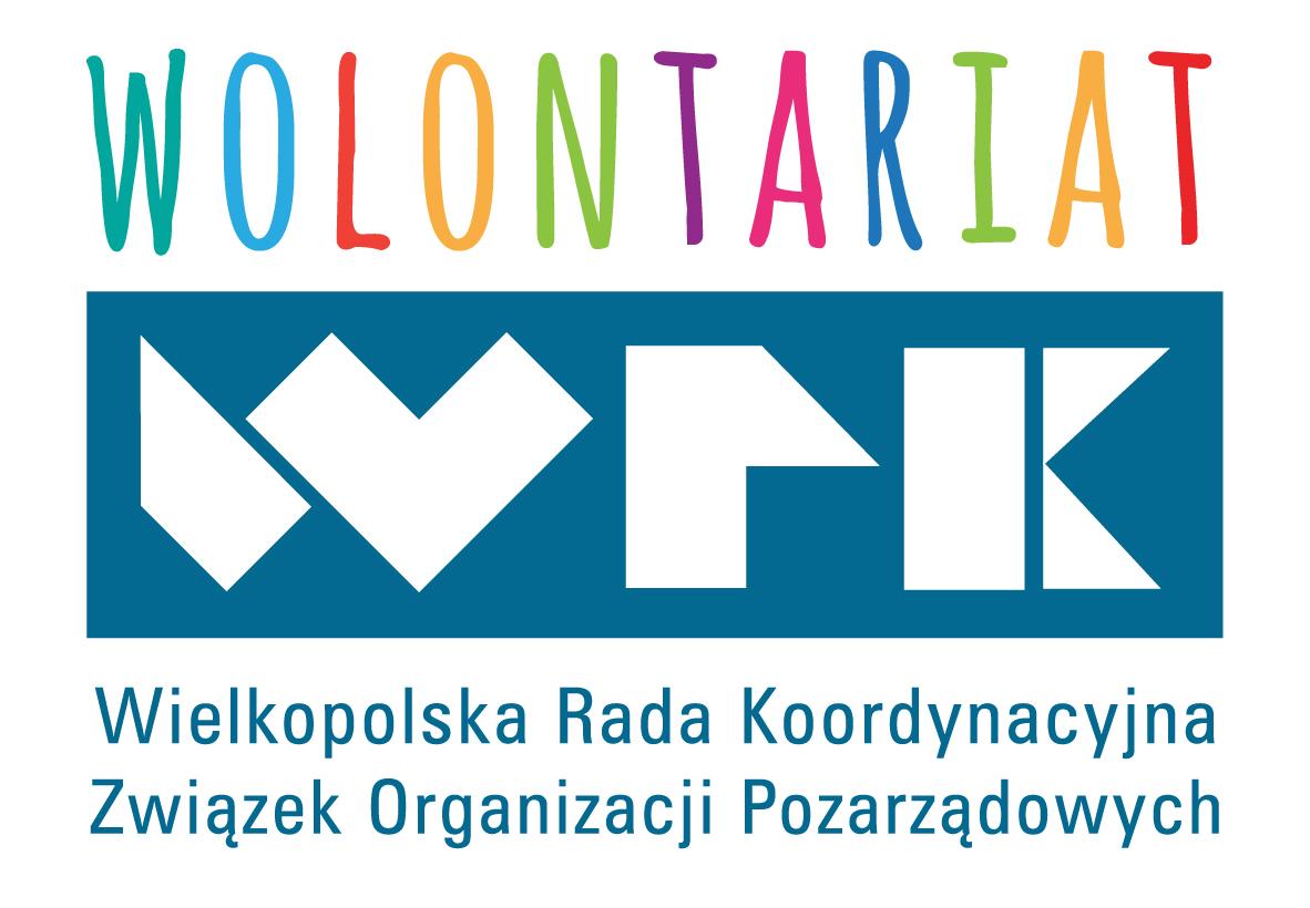 Logo wolontariat WRK